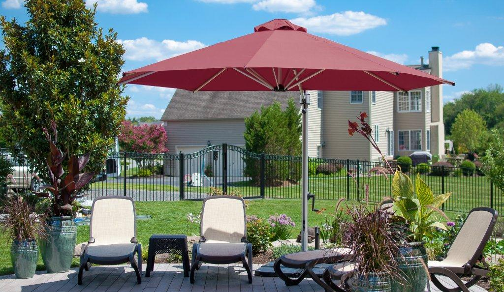 Aurora Outdoor Umbrella